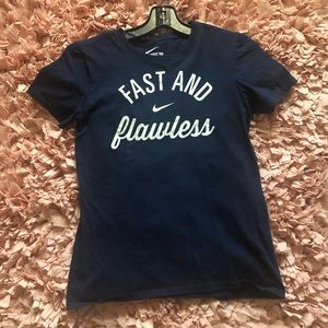 Fast and Fabulous Nike Shirt